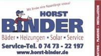 Silber-Horst Binder